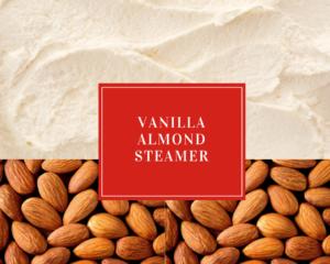 Vanilla Almond Steamer - Holiday Drink Ideas