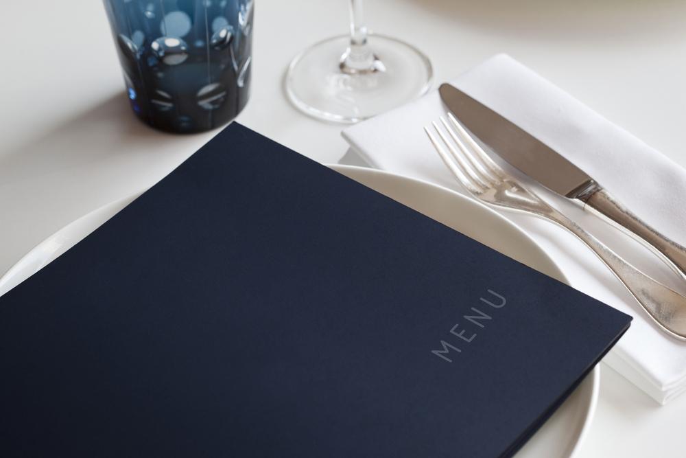 menu germs in restaurants