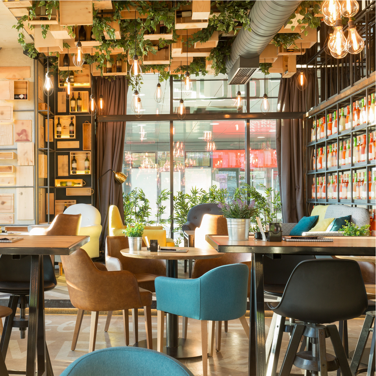 6 Easy Ways To Improve Your Restaurant Ambience Superior