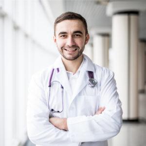 What do doctors wear