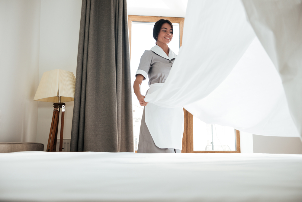 White Hotel Sheets How to